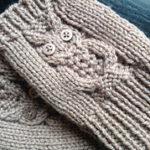 fingerless owl mittern